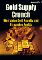Gold Supply Crunch